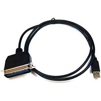 USB auf Parallelport zum Anschluss von Druckern mit Parallelport an USB
