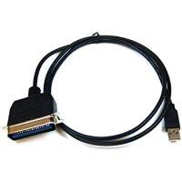 USB auf Parallelport zum Anschluss von Druckern mit...