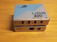 Gefen USB 400R 4-Port USB Extender Receiver