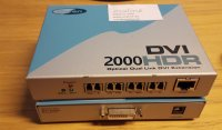 Gefen DVI 2000HDR Opical Dual Link DVI Exension