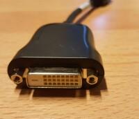 Displayport Adapter Foxconn DP auf DVI-D
