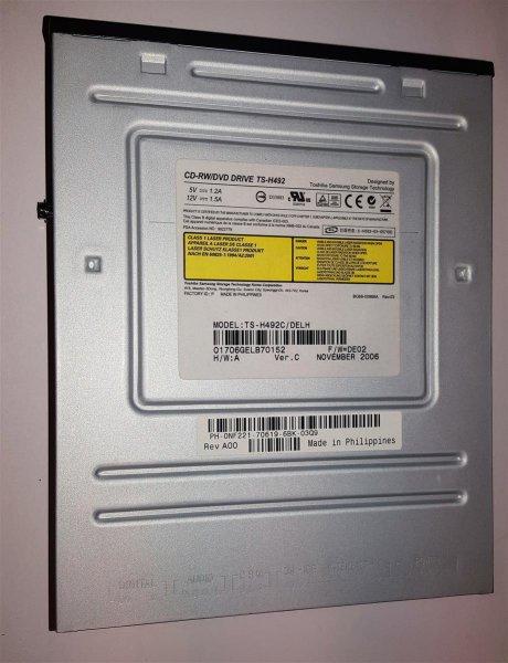 Toshiba CD-RW/DVD Drive TS-H492  DVD Laufwerk