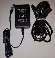 MICROSENS SA10-0515U/ 5V 1500mA inklusive Netzkabel