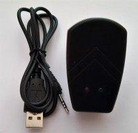USB-AUX-/Klinke auf USB Ladekabel inklusive Travel...