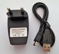 USB A-Stecker auf Mini-B-Stecker  Kabel inklusive Travel...