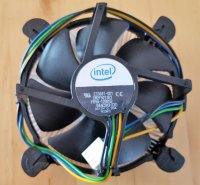 Intel E33681-001 F09A-12B9S2 CPU Cooler