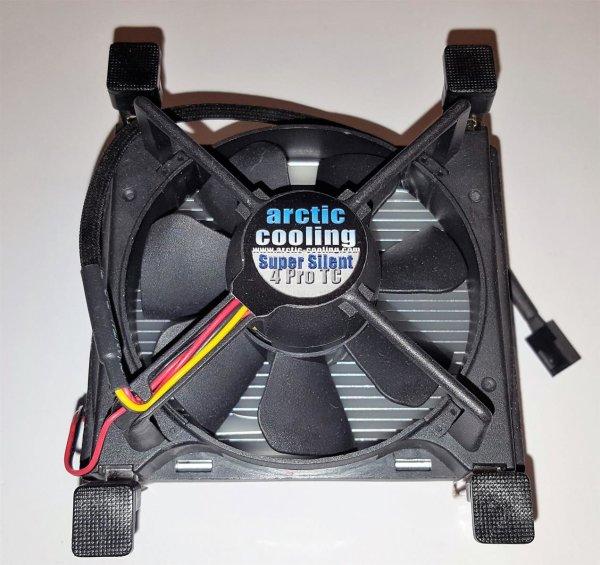 Arctic Cooling Super Silent 4 Pro TC