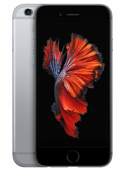 Apple iPhone 6s - 64GB - Space Grau (Ohne Simlock) A1688 (CDMA + GSM) guter Zustand