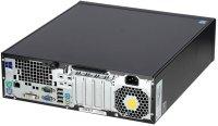 HP PC Computer ProDesk 400 G1 SFF Intel i5-4570 500GB HDD 8GB RAM Win 10 PRO
